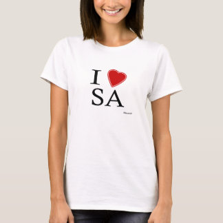 I Love Santo Andre T-Shirt