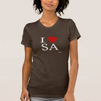 I Love Santo Andre Shirt