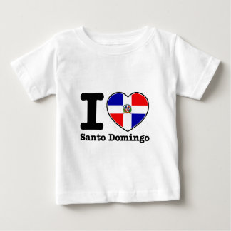 I love Santo Domingo Baby T-Shirt