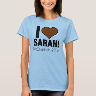 i LOVE SARAH PALIN! T-Shirt