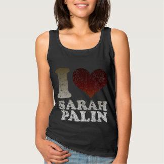 i Love Sarah Palin Tank Top