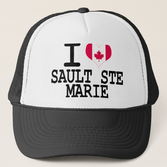 I love Sault Ste Marie Cap