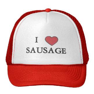 I Love Sausage... Hat