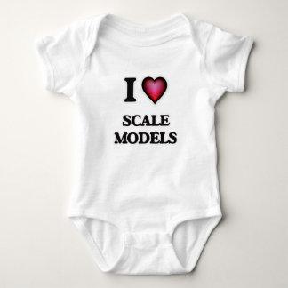 I Love Scale Models Infant Creeper