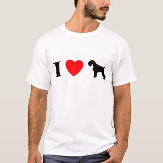 I Love Schnauzers T-Shirt
