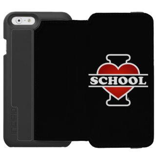 I Love School Incipio Watson™ iPhone 6 Wallet Case