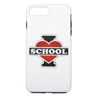 I Love School iPhone 7 Plus Case