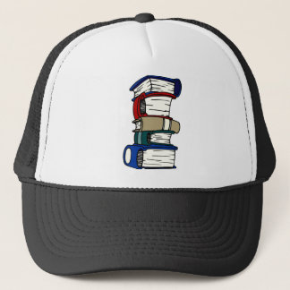 I love school! trucker hat