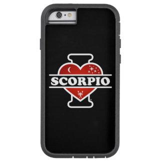 I Love Scorpio Tough Xtreme iPhone 6 Case