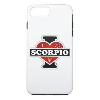 I Love Scorpio iPhone 7 Plus Case