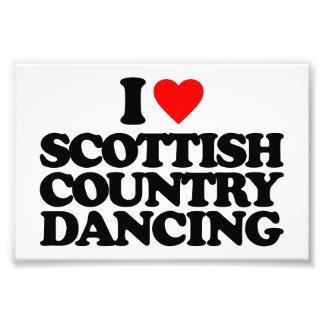 I LOVE SCOTTISH COUNTRY DANCING PHOTO