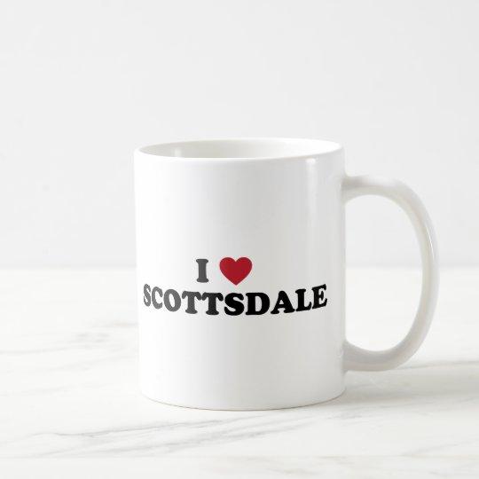 I Love Scottsdale Arizona Coffee Mug