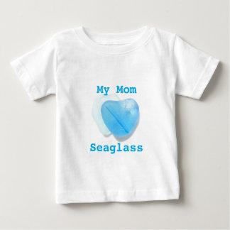 I love Sea Glass Baby T-Shirt