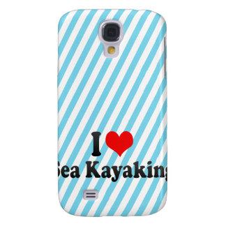 I love Sea Kayaking Samsung Galaxy S4 Cover