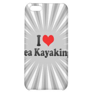 I love Sea Kayaking iPhone 5C Case