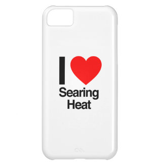i love searing heat cover for iPhone 5C