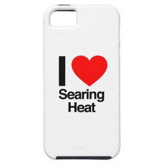 i love searing heat iPhone 5/5S covers