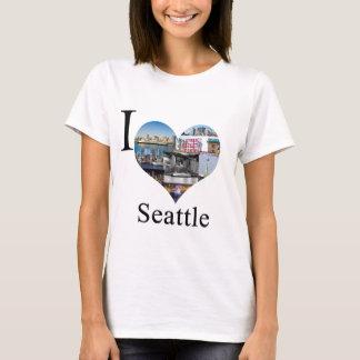 I Love Seattle T-Shirt