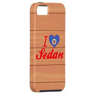 I Love Sedan Minnesota iPhone 5 Case