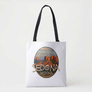 I Love Sedona Arizona Tote