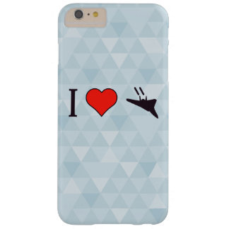 I Love Seeing Jet Planes Barely There iPhone 6 Plus Case