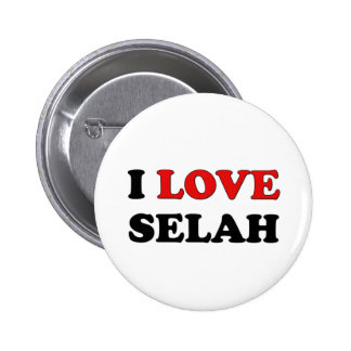 I Love Selah Pins