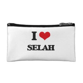 I Love Selah Cosmetic Bag