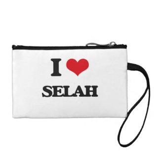 I Love Selah Coin Wallet