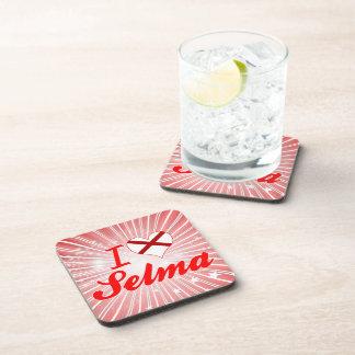 I Love Selma Alabama Coasters