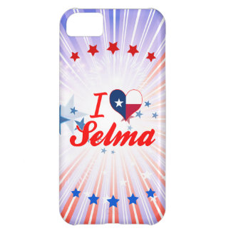 I Love Selma, Texas Cover For iPhone 5C