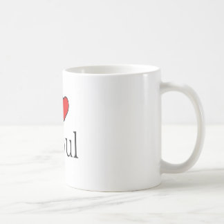 I love Seoul Coffee Mug