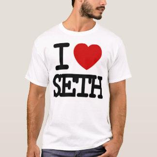 I love Seth T-Shirt
