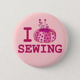 I love Sewing Button