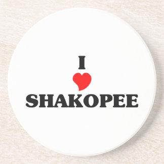 I love Shakopee Coasters