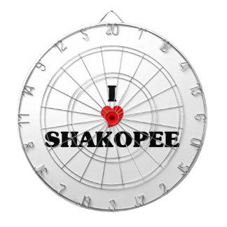 I love Shakopee Dart Board