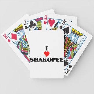 I love Shakopee Deck Of Cards