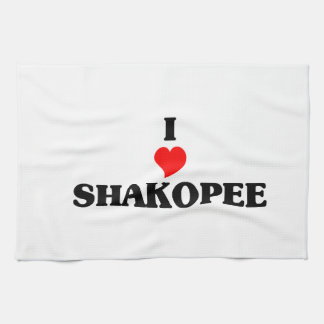 I love Shakopee Kitchen Towels