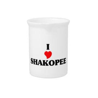 I love Shakopee Pitchers