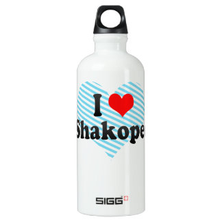 I Love Shakopee, United States SIGG Traveller 0.6L Water Bottle