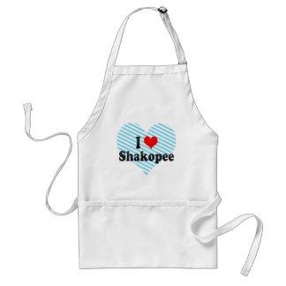 I Love Shakopee, United States Standard Apron