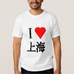 I Love Shanghai Shirt