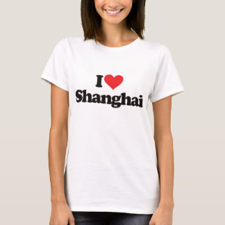 I Love Shanghai T-Shirt