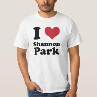 I LOVE Shannon Park Shirt
