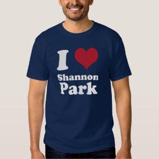 I LOVE Shannon Park Tshirt