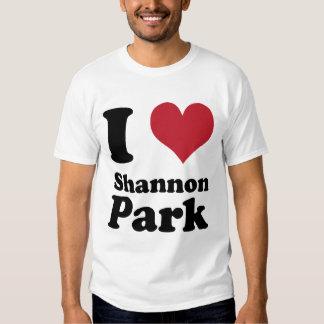 I LOVE Shannon Park Tshirts