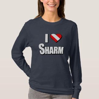 I Love Sharm Diving T-Shirt