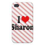 I love Sharon Cases For iPhone 4