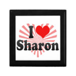 I love Sharon Jewelry Box