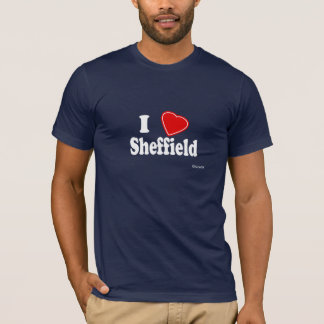 I Love Sheffield T-Shirt