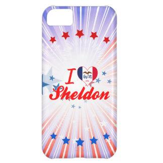 I Love Sheldon, Iowa iPhone 5C Case